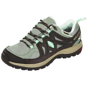 Salomon Ellipse 2 GTX Shoes Women grey/turquoise
